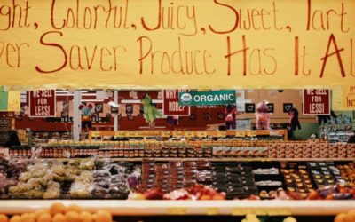 Greenwash at the greengrocers as food retailers fail to 'walk talk'