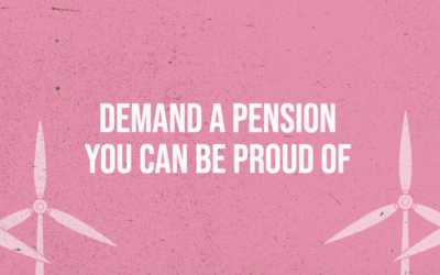 New Money backs Richard Curtis campaign to make UK pensions sustainable